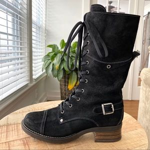 Taos Crave suede boots